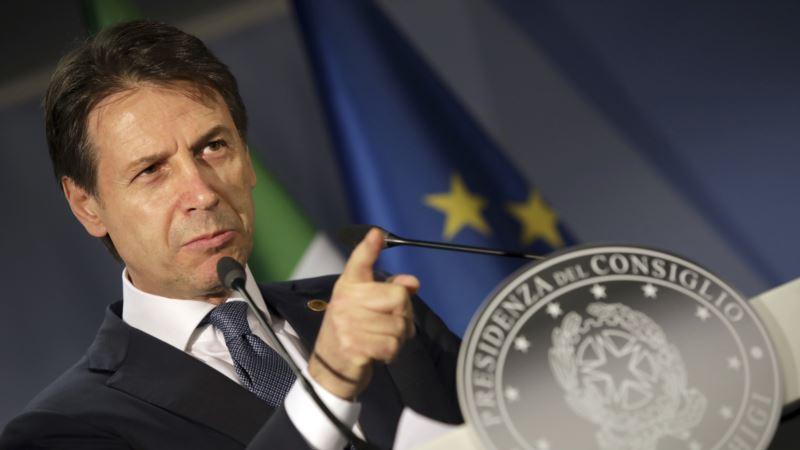 Премьер Италии: отменить санкции против России было бы «немыслимо»
