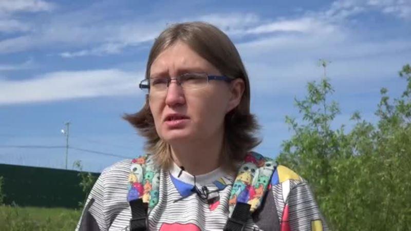 Он не остановится – сестра Сенцова после встречи с братом (видео)