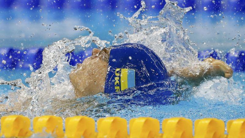Украинец стал чемпионом Европы по плаванию