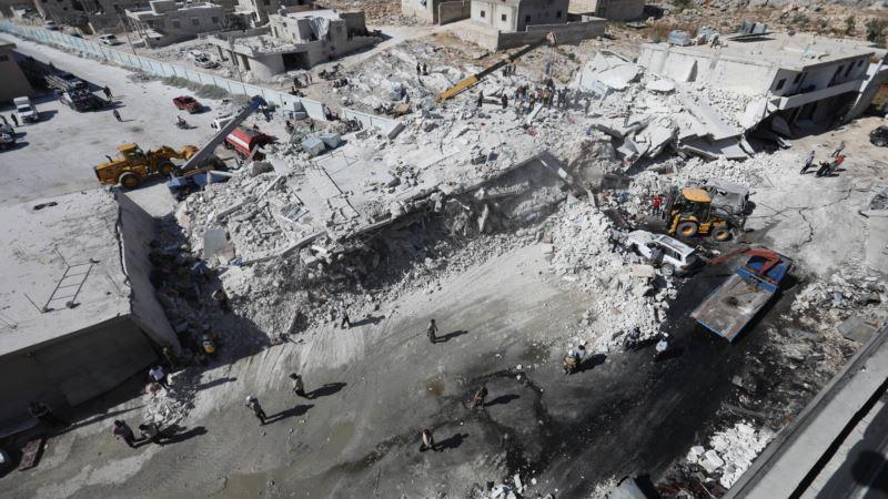 В Сирии произошел взрыв на складе оружия, есть жертвы – активисты