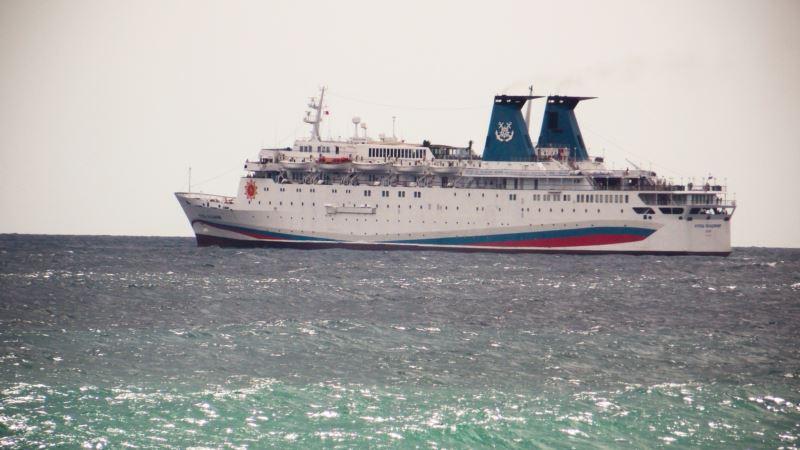 «Князь Владимир» снова отправится к берегам Крыма 12 августа – оператор