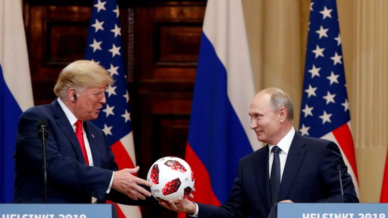 Трамп передал письмо администрации Путина – сенатор