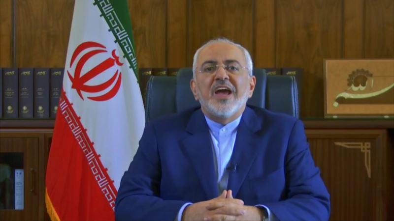 Глава МИД Ирана обвинил США в намерении свергнуть власть в стране
