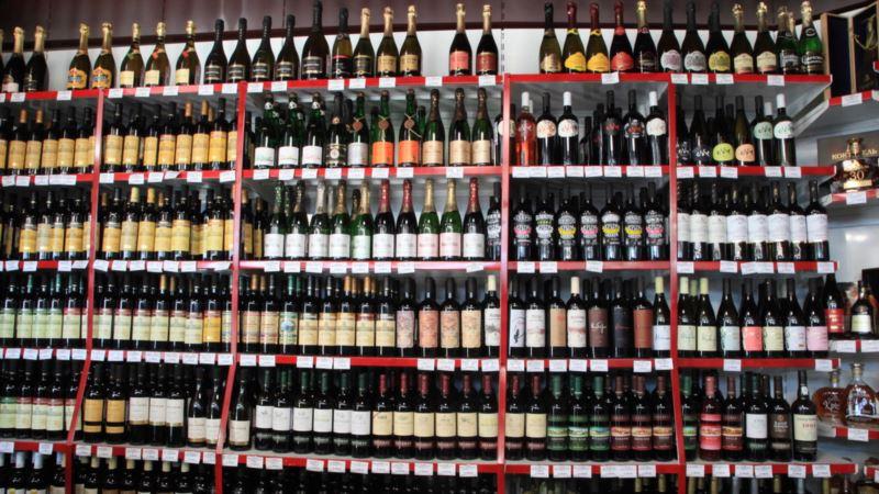 У трассы «Таврида» хотят построить супермаркет с крымскими винами