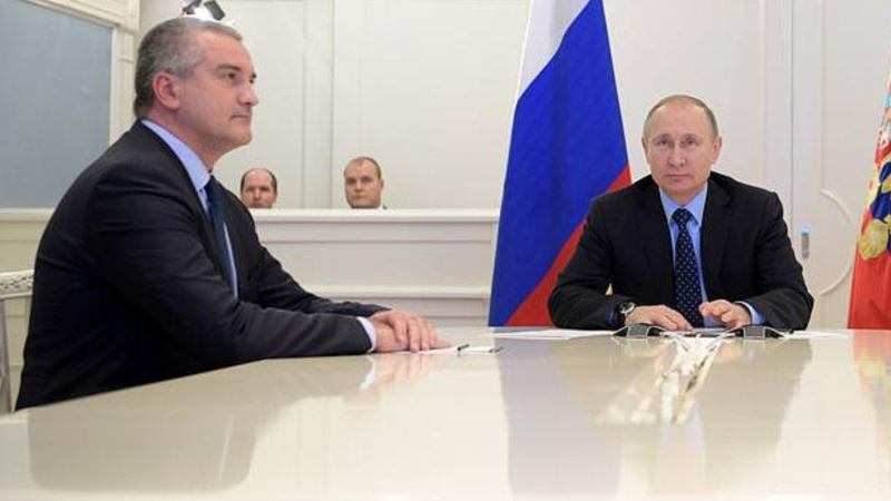 Аксенов отреагировал на предложения Путина по пенсионной реформе