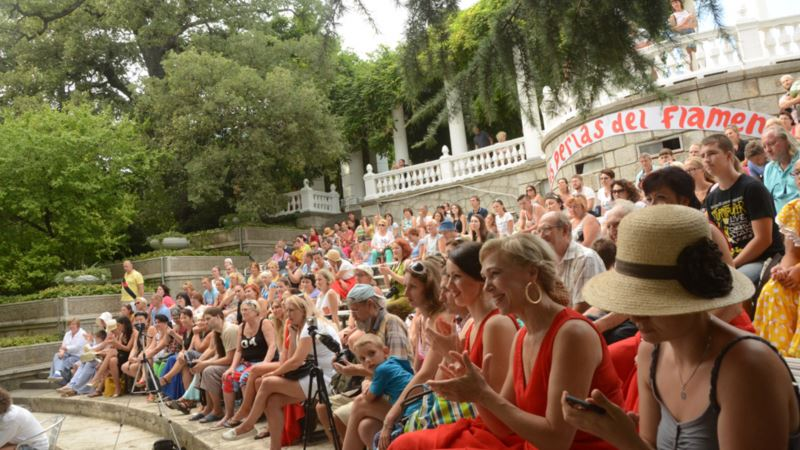 В Никитском ботсаду пройдет фестиваль фламенко