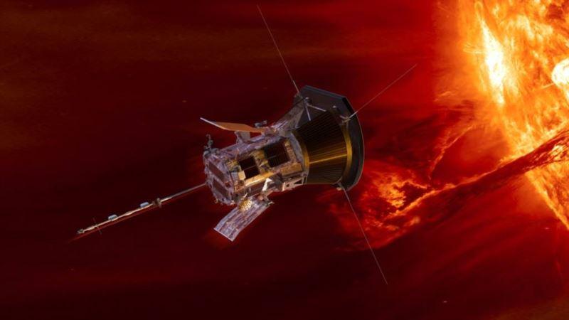 США запустили космический зонд для изучения короны Солнца
