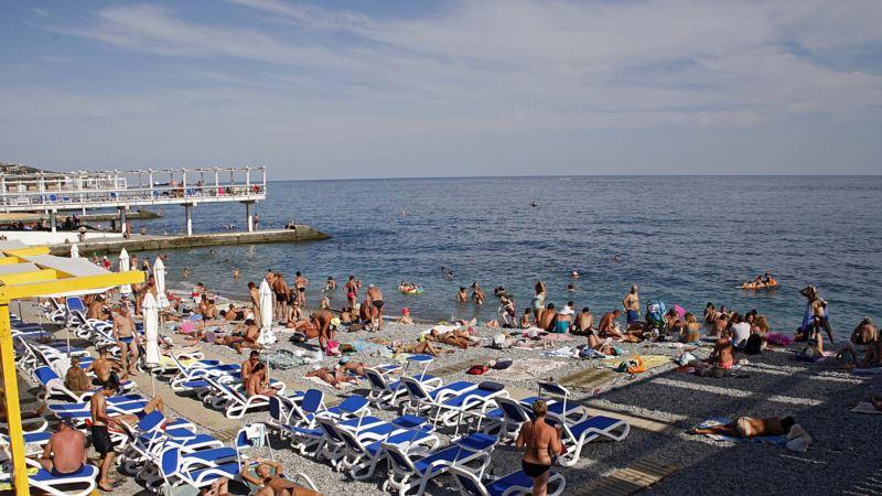 Два крымских пляжа попали в рейтинг лучших в России