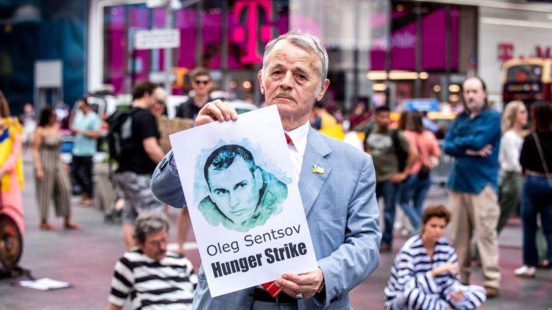 Голодающий Сенцов осознает, что может умереть – Джемилев (+видео)
