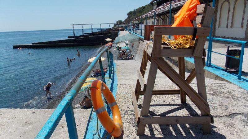 Роспотребнадзор отменил запрет на купание у берегов Ялты