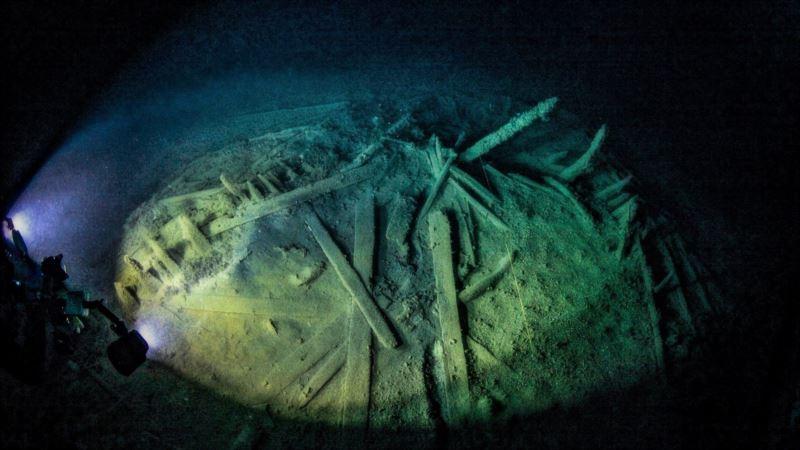 В районе Балаклавы обнаружили затонувшее судно – экспедиция «Нептун»
