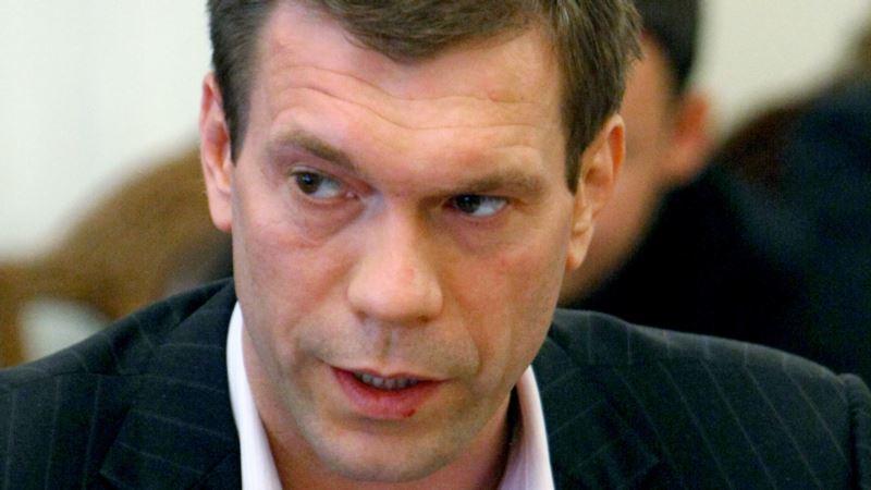 Находящийся в Крыму экс-регионал Олег Царев опроверг информацию о своей смерти