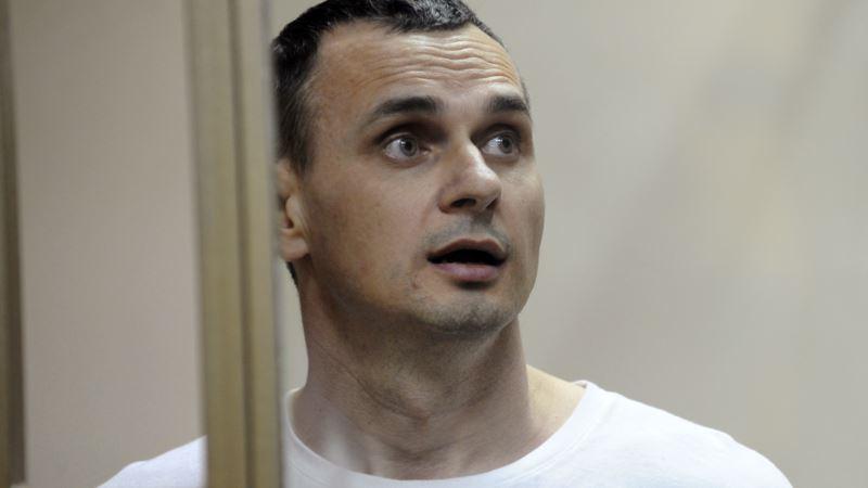 Адвокат просит перевести Сенцова из российской колонии в больницу Симферополя