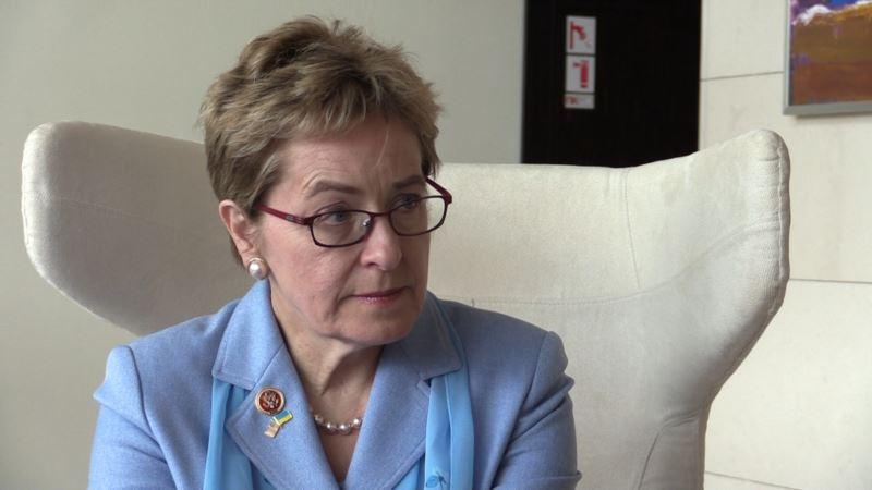 Американская конгрессвумен призвала Россию освободить украинских политзаключенных