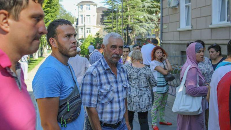 Активисты «поляны протеста» «Стрелковая» объявили бессрочную голодовку