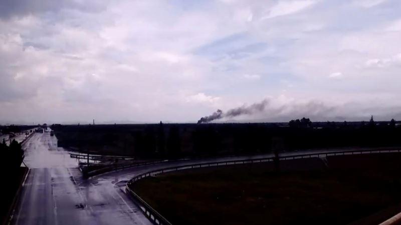 В Мексике разбился пассажирский самолет со 101 человеком на борту