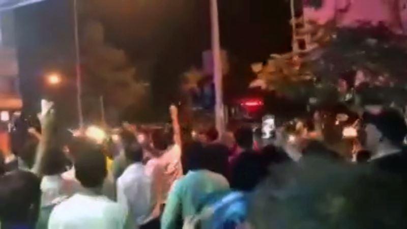В Иране четвертый день продолжаются протесты