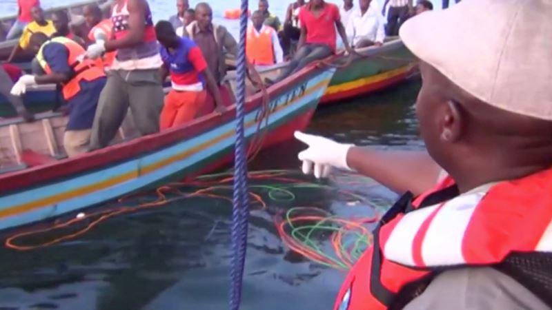 Танзания: 126 человек погибли при катастрофе парома, объявлен четырехдневный траур