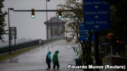 Из-за урагана «Флоренс» в США погибли 5 человек