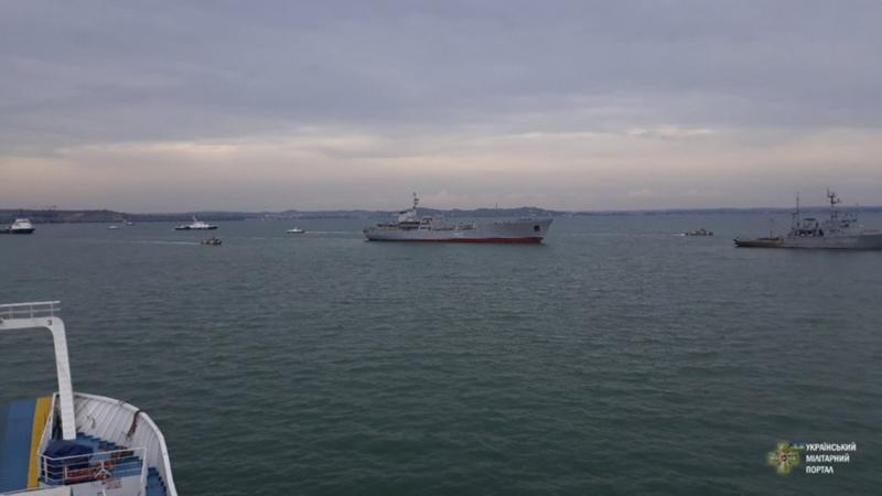 Создание базы ВМС Украины на Азовском море «вызывает нервную реакцию России» – эксперт