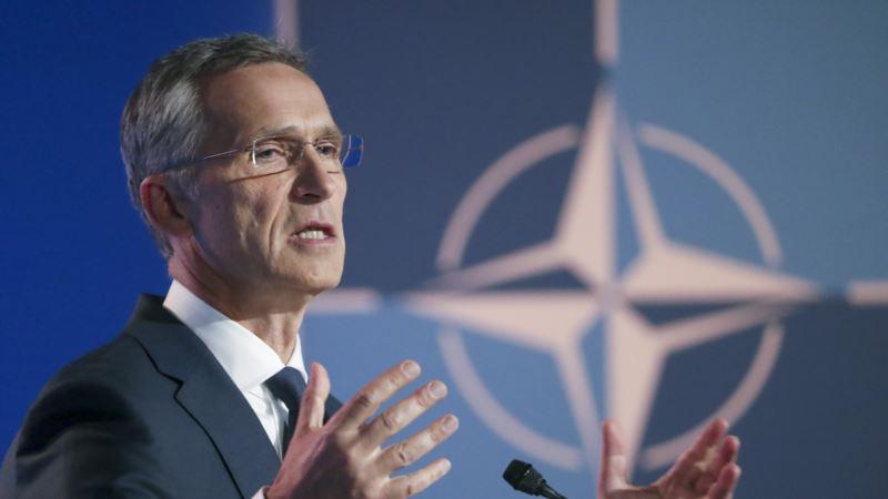 НАТО выступает за политическое урегулирование ситуации вокруг Украины – Столтенберг