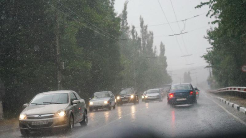Синоптики обещают дожди по всей Украине в понедельник