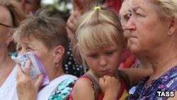 Детей из Армянска не вернут домой раньше, чем запланировано – Аксенов