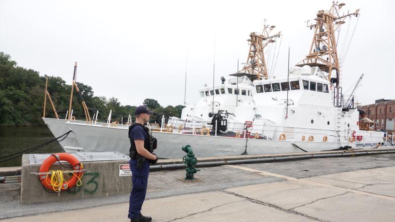 Адмирал Макалистер: катера «Айленд» очень эффективны в умелых руках