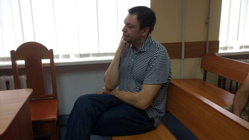 В Херсоне отложили суд по продлению ареста Вышинскому