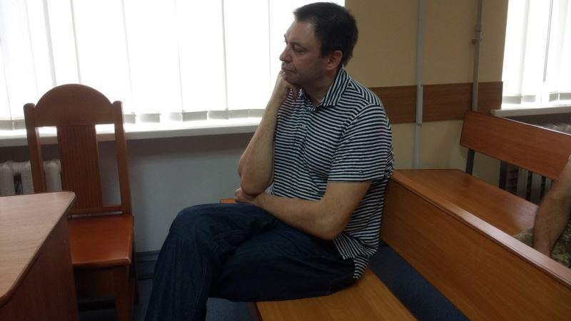 У Вышинского не нашли признаков инфаркта