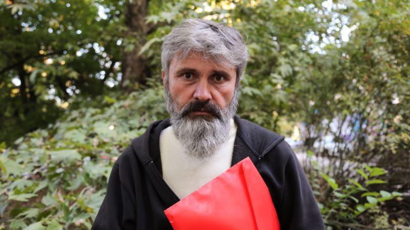 Архиепископ Климент посетил в СИЗО Симферополя украинского активиста Балуха