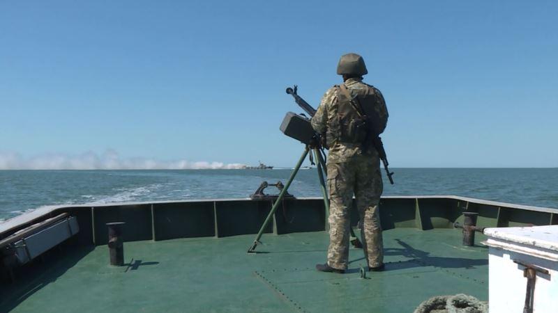 В СНБО Украины решили усилить военное присутствие в Азовском море
