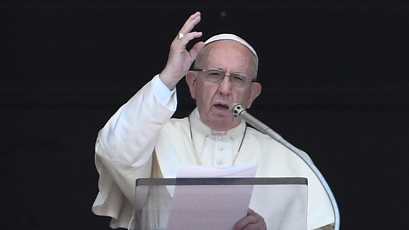 Папа Римский призывает итальянских мафиози покаяться
