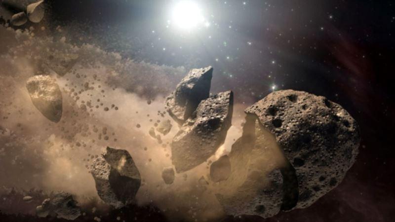 Японские минироботы начали изучать астероид Рюгу
