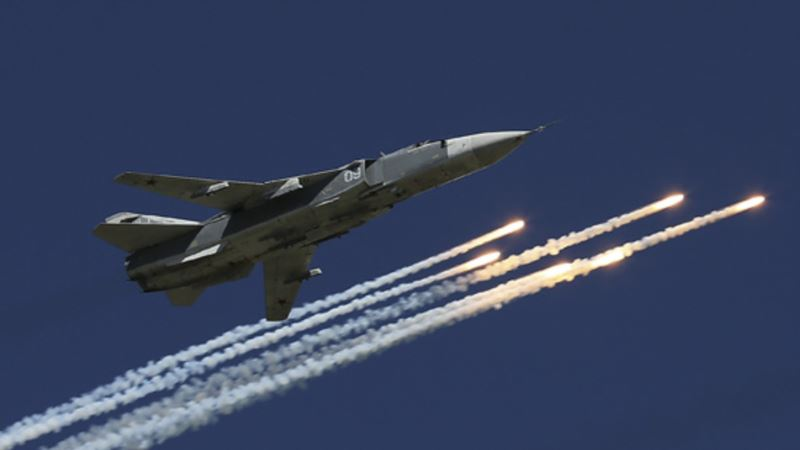 Истребители применили ракеты «воздух-воздух» на полигоне в Крыму – Минобороны России