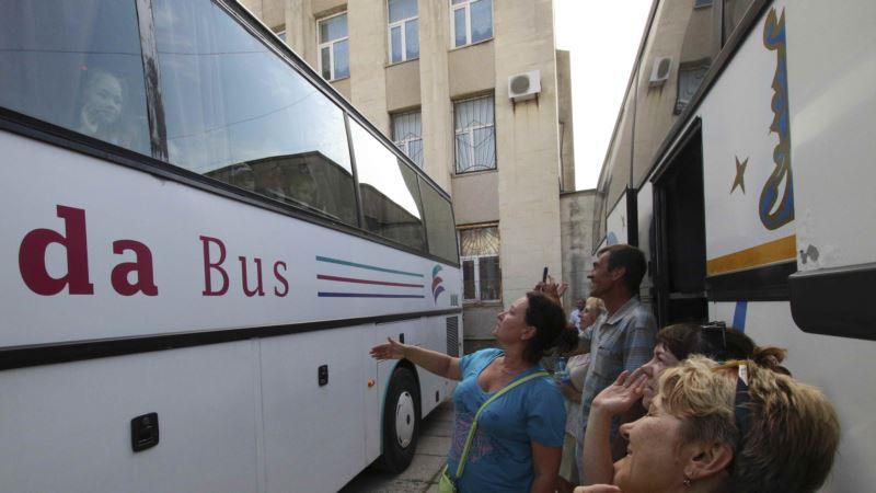 Офис украинского омбудсмена передал информацию о выбросах в Армянске в ООН и ОБСЕ
