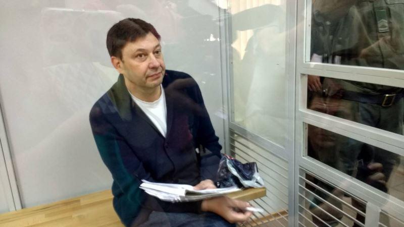 В СБУ готовятся объявить новые подозрения по делу главы «РИА Новости-Украина» Вышинского