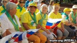 Севастополь: на конгресс людей с инвалидностью приехали два участника из Кении и Германии (+фото)