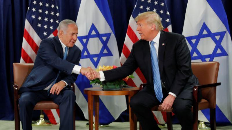 Трамп поддержал действия Израиля на Ближнем Востоке