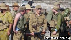 Военно-исторический фестиваль в Севастополе закрыли «афганским сражением» (+фото)