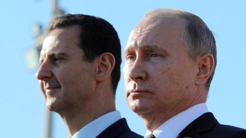 Башар Асад отверг обвинения Израиля в крушении российского Ил-20