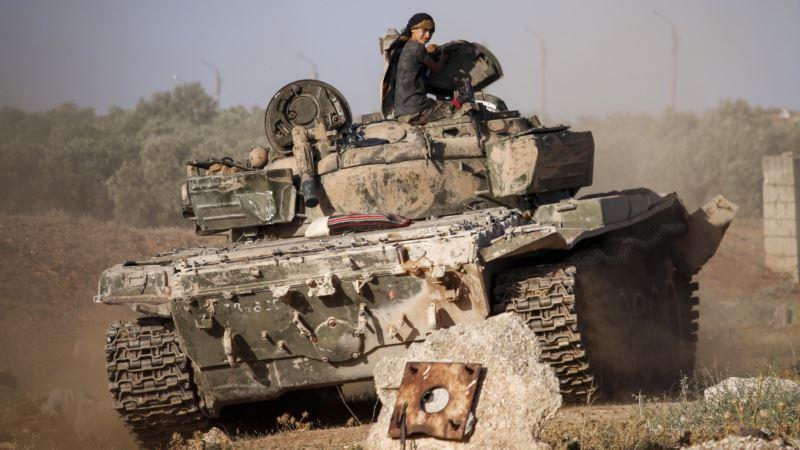 Иран выразил поддержку режиму Асада перед началом штурма Идлиба