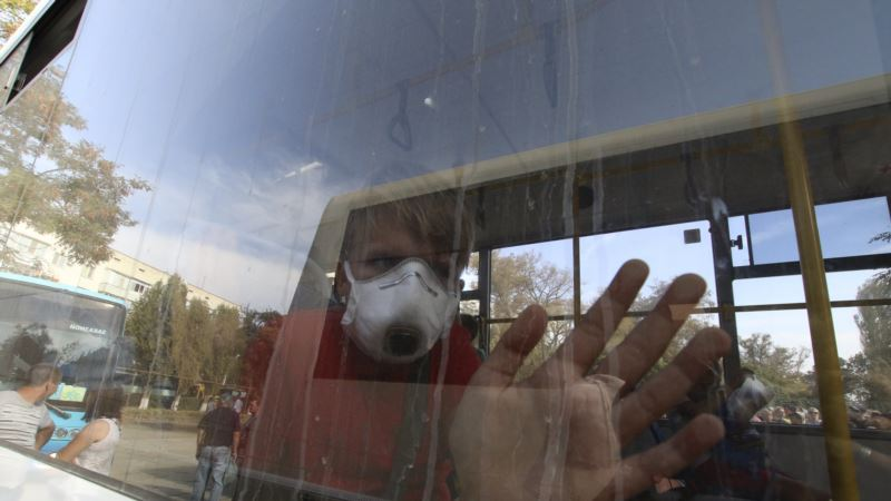 Денисова: Российские власти Крыма скрывают угрозу экологической катастрофы