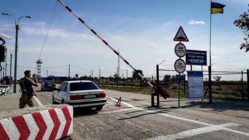 5 украинских пограничников госпитализировали после выбросов в Крыму – Слободян