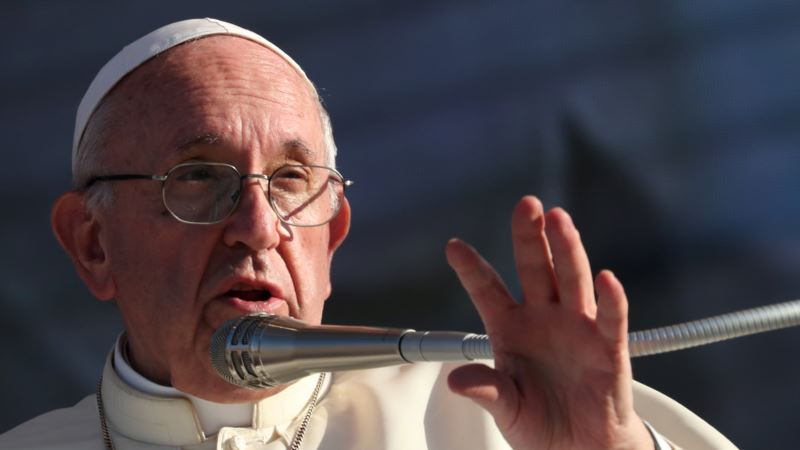 Папа Римский Франциск назвал секс «даром Божьим»