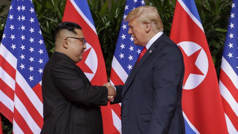 Ким Чен Ын предлагает Дональду Трампу новую встречу – Белый дом