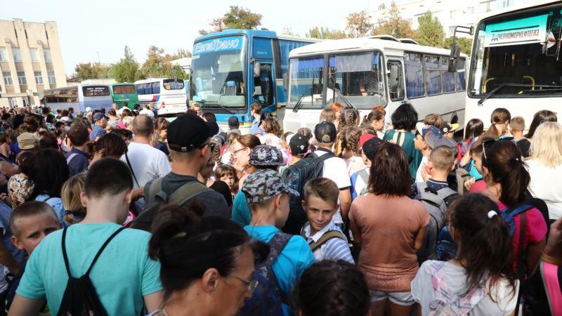 На Херсонщине обследуют детей после выбросов на «Крымском титане» – украинский омбудсмен