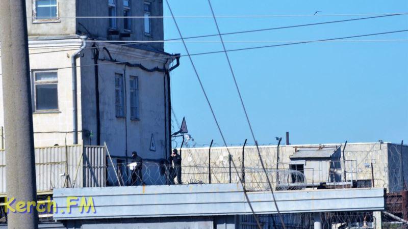 Российский омбудсмен в Крыму: в Керчи варварские методы обращения с заключенными