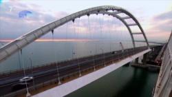 Зимой Керченский мост засыпят тоннами соли