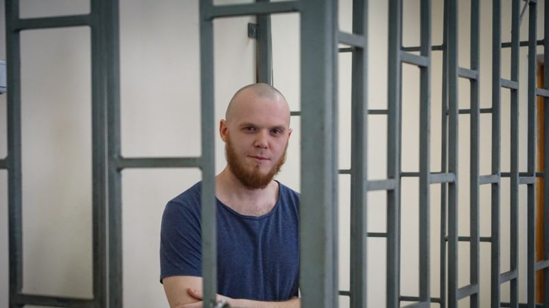 Украинский консул в России посетил политзаключенного Геннадия Лимешко в колонии